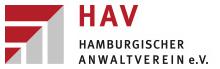 Wir sind Mitglied im Hamburgischen Anwaltverein