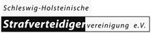 Wir sind Mitglied in der Schleswig-Holsteinischen Strafverteidigervereinigung e.V.